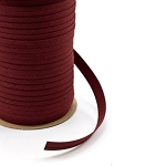 1'' Sunbrella® Double Fold Bias Binding - Dubonnet Tweed