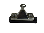 Side Mount Hinge With Slider - Stainless Steel