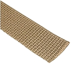 1.4 mm Polypropylene Webbing - Tan
