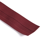 2'' Sunbrella Double Fold Binding - Burgundy