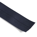 2'' Sunbrella Double Fold Binding - Captain Navy