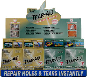 Tear-Aid® Patch Kit