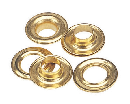 Brass Self Piercing Grommets