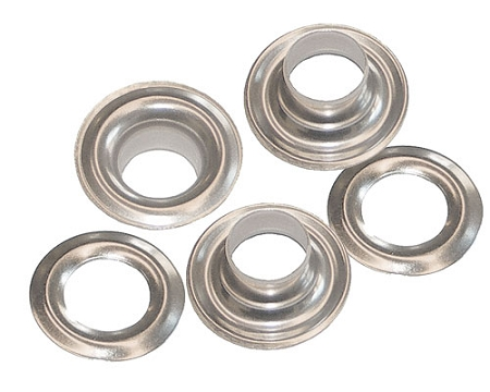 Nickel Self Piercing Grommets