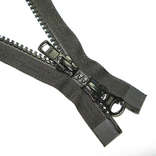 #5 Two Way Zipper