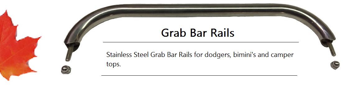 Grab Bar Rail Banner