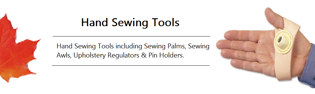 Hand Sewing Tool Banner