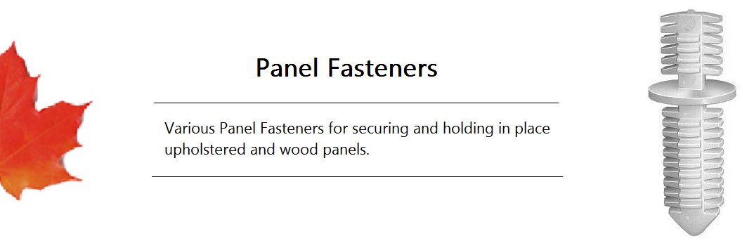 Panel Fasteners Banner