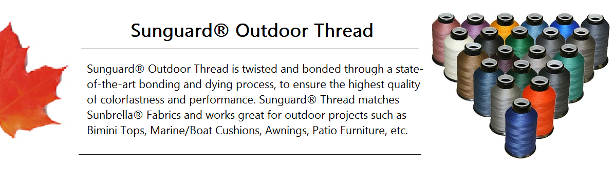 Sunguard Thread Banner