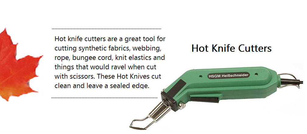 Hot Knife Cutter Banner