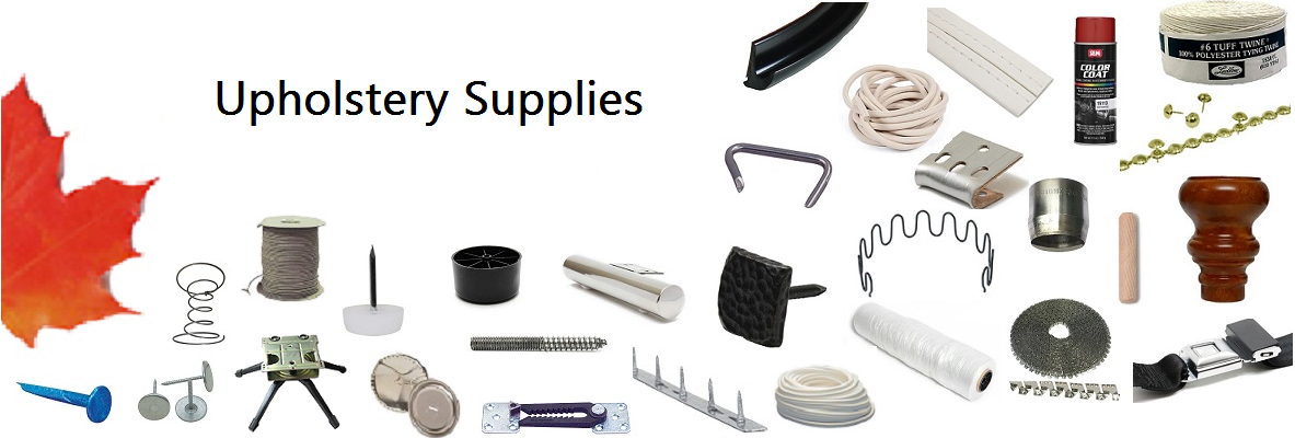 Upholstery Supplies Banner