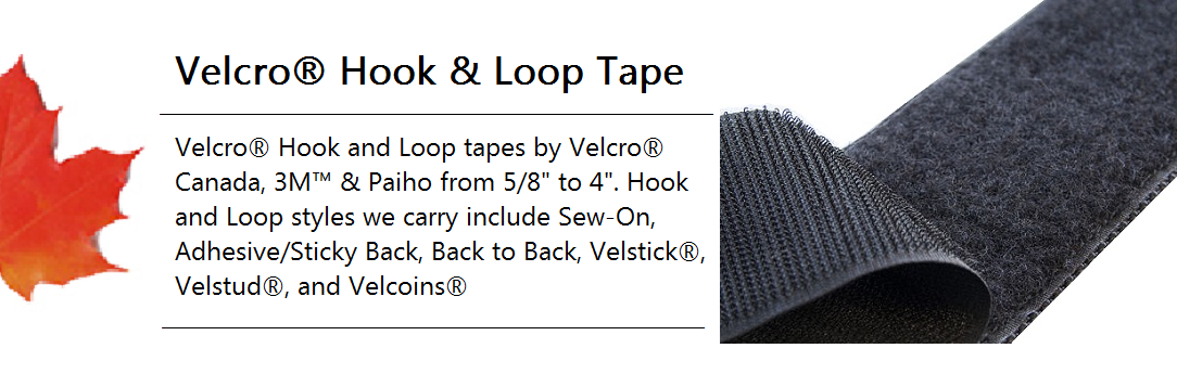 Velcro Hook  Loop Tape Banner