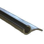 Awning Track- Curved - Aluminum