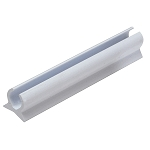 Flex-A-Rail Awning Track - White