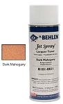 Jet Spray™ Lacquer Dark Mahogany