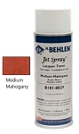 Jet Spray™ Lacquer Medium Mahogany