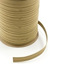 1'' Sunbrella® Double Fold Bias Binding - Brass