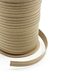 1'' Sunbrella Double Fold Bias Binding - Heather Beige