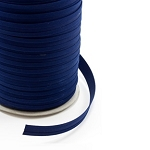 1'' Sunbrella® Double Fold Bias Binding - Marine Blue