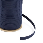1'' Sunbrella Double Fold Bias Binding - Navy