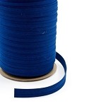 3/4'' Sunbrella® Double Fold Binding - Royal Blue Tweed