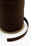 1'' Sunbrella® Double Fold Bias Binding - True Brown