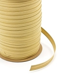 1'' Sunbrella® Double Fold Bias Binding - Wheat