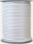 1/4'' Bungee Cord - White