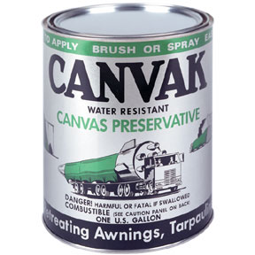 Canvak Canvas Preservative Gallon