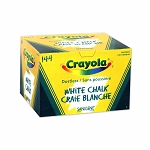 Crayola Sanigene Chalk - White