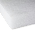 Outdoor Cushion Fiber Foam - 4'' x 22'' x 28''