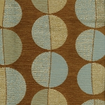 Basel Upholstery Fabric - Copper
