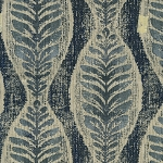 Preston Upholstery Fabric - Indigo