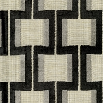 Wyatt Upholstery Fabric - Carbon