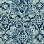 Wynonna Upholstery Fabric - Baltic