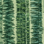 Zincked Upholstery Fabric - Spruce