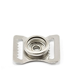 1/2'' Dot Durable Slide - Stainless Steel