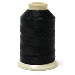 Hand Sewing Thread - Black