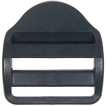 Heavy Duty Ladder Lock Slide - Black Acetal