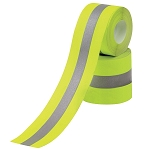 Scotchlite™ 8471 Vest Trim Lime With Silver