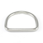 Heavy Duty Stainless Steel D-Ring - 2