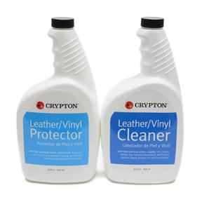 Crypton Care Leather Amp Vinyl Cleaner Amp Restorer