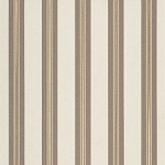 Sunbrella Awning Fabric - Taupe Tailored Bar Stripe - 4945.0000