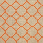 Sunbrella Outdoor Furniture Fabric - Accord II Koi 45922-0001
