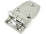 Offset Hinge - Stainless Steel
