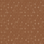 Hexx Vinyl Fabric - Copper