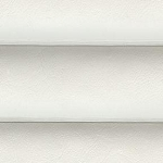 Midship Ribbed Vinyl Fabric - Mystic White