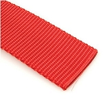 1.1 mm Nylon Webbing - Red