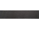 1.2 mm Nylon Webbing - Black