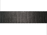 1.5 mm Polypropylene Webbing - Black